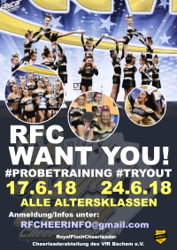 +++ RFC Try Out -->  ‼SAVE THE DATE‼ +++