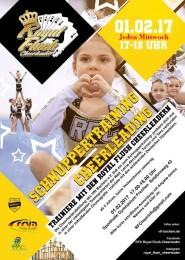 +++ Bachemer Cheerleader suchen Verstärkung!!! +++